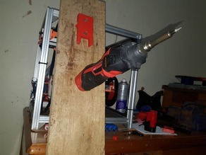 Milwaukee M12 Tool Mount clip