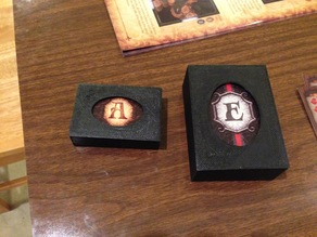 Mice & Mystics - Large and Small Card Boxes