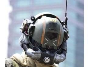 Titanfall MCOR Grunt Helmet Revision 2