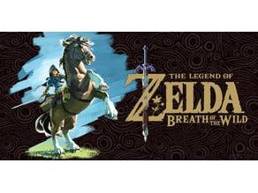 Zelda bundel litho