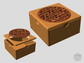 Customizer - Trinket Box with Inlay