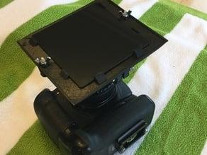 Cokin Filter Holder for DSLR Camera