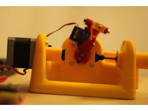 Eggbot Suction Cup TPU flex filaflex ninjaflex