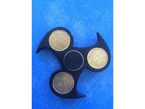 Euro Cent Fidget