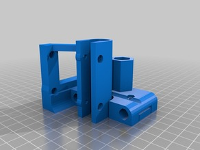 X-ends improved for ABS printing