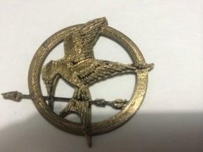 MockingJay pin 3D
