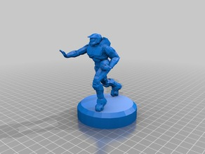 Grifball mini trophy