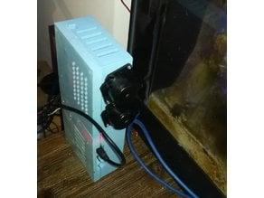 Reef-Pi Server and Pump Enclosure