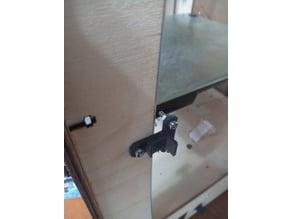 Ulti printer door lock