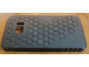 S7 flexible case hex