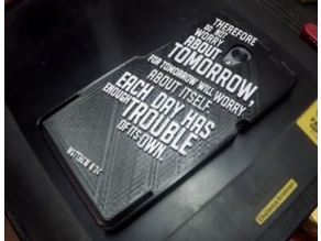 Case With Bible Verse