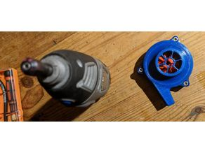 Dremel Impeller Blower