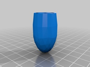 Low-Poly Nosecone