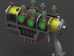 Fallout 4 - Plasma Pistol