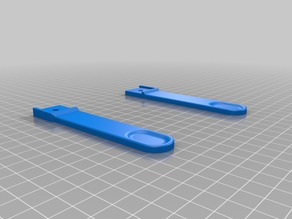 ENDER-3 BED HANDLE UPDATED
