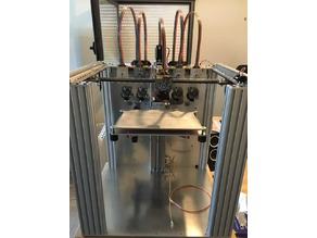 FunX4 - Toolchanging 3D printer