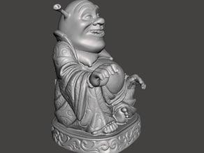 Buddha Shrek