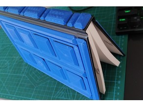 BBC Dr Who Tardis Notebook