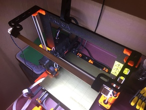 Prusa I3 MK3 LED bar holder