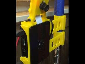 Canakit Raspberry Pi case and camera mount