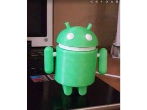 Android Bugdroid figure