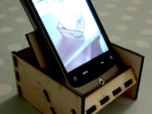 Phone holder (front)