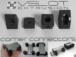 OpenBuilds V-Slot™ Corner Connectors