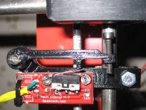 Universal adjustable end stop