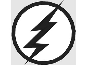 """Jesse Quick Logo From The CW`s """"The Flash"""""""