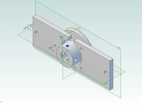 Pen Holder for PCB Etching