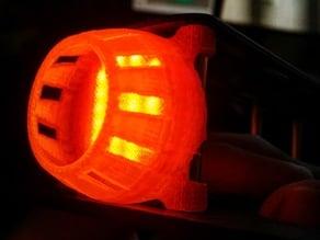 Tweaker Thruster- LED Afterburner for FPV Drone Racing