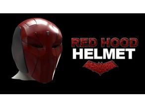 Red Hood Variant Helmet