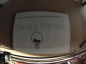 The Big Plotter