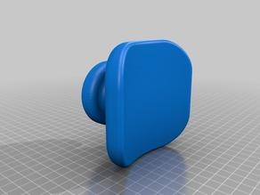 Sanding holder block