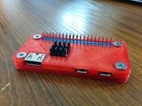 Raspberry Pi Zero W Low Profile Case