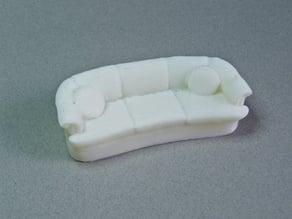 1:24 Sofa Scan