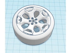 tamiya drift wheels 1/10