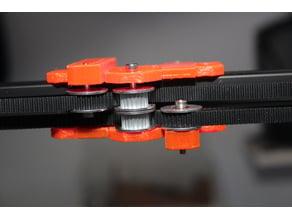 V-King belt adjuster