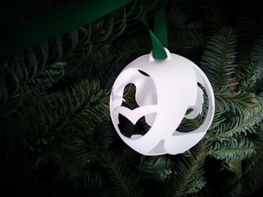 The Open Source Christmas Decoration