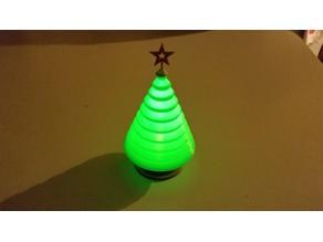 Simple LED Christmas tree