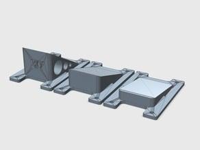 Lisam/Qav 210 mobius mount 10,20,30 degree