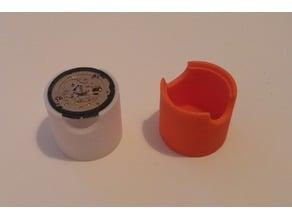 Seiko automatic movement holder