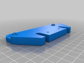 Filament spool holder / roller for I2