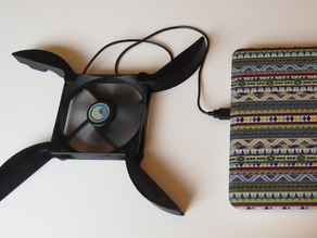 Portable Laptop Cooler