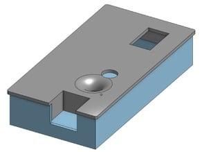 USBasp atmega8a cover