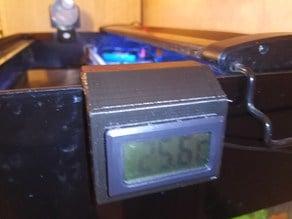 Aquarium Thermometer Support