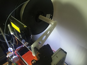 Geeetech Prusa i3 Spool Holder/hanger