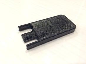 Snips (e.g. small sewing scissors) case