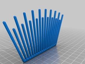 Fan Comb