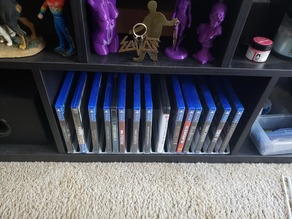 PS4 Game Rack